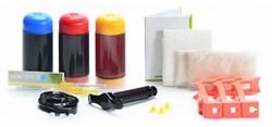 (1008351) Заправочный набор Cactus CS-RK-F6V24AE многоцветный 90мл для HP DeskJet Ink Advantage 1115/2135/3635 - фото 10043