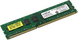 (1008758) Память DDR3L 8Gb 1600MHz Crucial CT102464BD160B RTL PC3-12800 CL11 DIMM 240-pin 1.35В - фото 10049