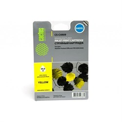 (3330766) Картридж струйный CACTUS №940XL желтый для принтеров OfficeJet PRO 8000/ 8500 - фото 10671