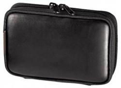 (1005157) Сумка для навигатора Hama Premium S1 black 10.5х2.5х9см кожа (H-86982) - фото 10856