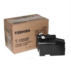 (3330761) Тонер-картридж лазерный DELACAMP для копиров Toshiba BD 1550/ 1560 (EUR) 4 лепестка (туба, 240 г) - фото 11148