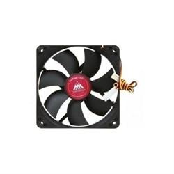 (1004767) Вентилятор для корпуса Glacialtech IceWind 12025 120x120x25 3pin+4pin (molex) 20dB 110g BULK - фото 11514