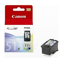 (62112) Картридж струйный Canon CL-513 многоцветный для MP240/MP260/MP480 - фото 11602