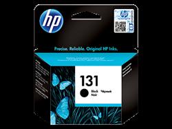 (21405) Картридж струйный HP 131 C8765HE черный для HP DJ 6543/ 5743/ 5740/ 6843, PS 8153/ 8453 (480стр.) - фото 11618