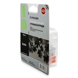 (3330269) Картридж струйный CACTUS CS-PGI425BK черный для принтеров Canon PIXMA iP4840; MG5140/ 5240/ 6140/ 8140; MX884, - фото 11656