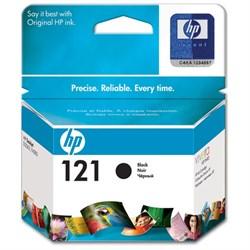 (71611) Картридж струйный HP №121 CC640HE черный  для принтеров HP  Deskjet d1663/ d2563/ d2663/ f2423/ f2483/ f2493/ f4275 - фото 12016