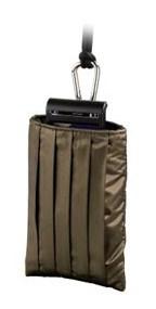(1002147) Чехол для мобильного телефона Hama Magic Pouch коричневый (H-103505) - фото 12435