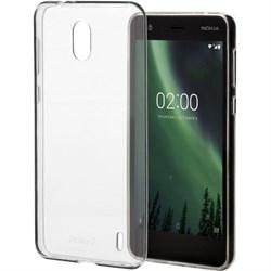 (1011667) Чехол Nokia для Nokia 2 прозрачный силикон - фото 13599