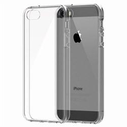 (1012792) Накладка TPU для iPhone 5/5S прозрачная - фото 13684