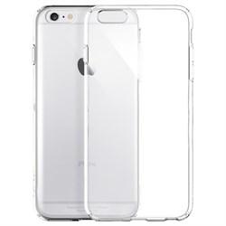(1012791) Накладка TPU для iPhone 6 Plus/6S Plus прозрачная - фото 13685