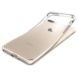 (1012789) Накладка TPU для iPhone 7 Plus/8 Plus прозрачная - фото 13686