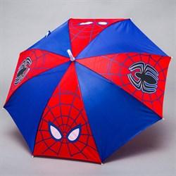 """(1024676) Зонт детский """"Человек-паук"""", 8 спиц d=70 см 1861295 - фото 40968"""