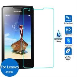 (1009859) OXION Защитное стекло для LENOVO A1000, 9H/2.5D/0.33, прозрачное (OGLV004) - фото 5958