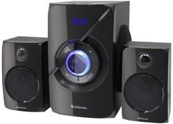 (202428) Акустическая 2.1 система Defender X420 40Вт, Bluetooth, FM/MP3/SD/USB - фото 5969