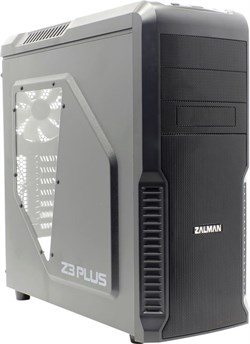 (1009978) Корпус MidiTower Zalman Z3  (без БП) - фото 6024