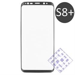 (1010080) Стекло защитное 3D Krutoff Group для Samsung Galaxy S8+ black - фото 6158