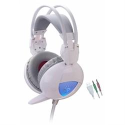 (1010139) Наушники с микрофоном A4 Bloody G310 белый 2.2м мониторы (G310) - фото 6220