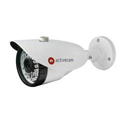 (1010413) Видеокамера IP ActiveCam AC-D2101IR3 2.8-2.8мм цветная корп.:белый - фото 6468