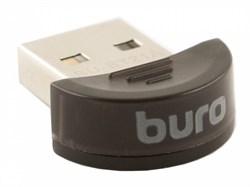 (1010532) Адаптер USB Buro BU-BT21A Bluetooth 2.1+EDR class 2 10м черный - фото 6606