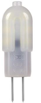 (1010589) Лампа Camelion LED2.5-JC-SL/830/G4 (Эл.лампа светодиодная 2.5Вт 12В AC/DC) - фото 6617