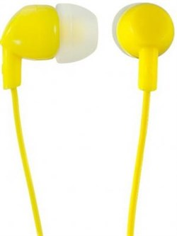 (1009584) Perfeo наушники внутриканальные c микрофоном HANDY желтые PF-HND-YLW - фото 7146