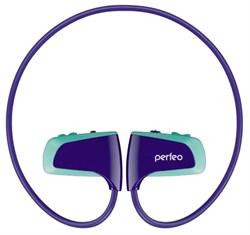 (1009658) Perfeo  цифровой спортивный аудио плеер Perfeo Neptun 8 Gb, синий (VI-M015-8 Gb Blue) Flash 8 Гб, время работы до 4 часов, вес: 27 г, защита от брызг. - фото 7236