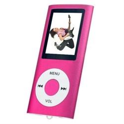 (1009649) Perfeo  цифровой аудио плеер Music I-Sonic, малиновый (VI-M011 Fuchsia)  microSD, просмотр видео, FM-тюнер, экран LCD цветной, 1.8 дюйм., время работы до 4 часов, вес: 33 г - фото 7263