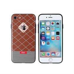 (1008817) Накладка REMAX Sinche series для iPhone 7 (brown) - фото 7330