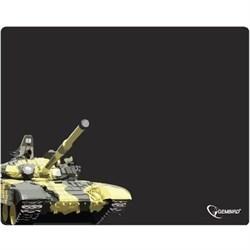 """(1009123) Коврик для мыши, Gembird MP-GAME13, рисунок- """"танк"""", размеры 437*350*3мм - фото 7577"""