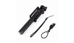 (1009222) Держатель для селфи CROWN CMSS-002T Black (Bluetooth монопод для селфи, Совместим с Apple и Android устройствами.) - фото 7664