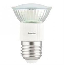(1007958) Лампа Camelion LED3-JDR/845/E27 (светодиодная 3Вт 220В) - фото 7968