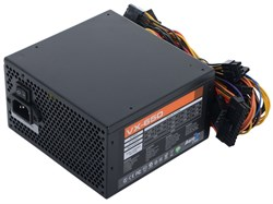 (1008152) Блок питания Aerocool ATX 650W VX-650 (24+4+4pin) APFC 120mm fan 4xSATA RTL - фото 8109