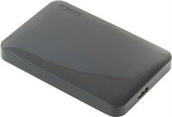 "(1007466) Жесткий диск Toshiba USB 3.0 1Tb HDTP210EK3AA Canvio Ready 2.5"" черный - фото 8294"