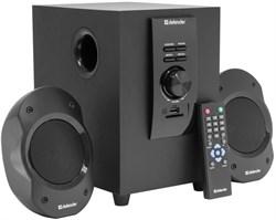 (1008579) Колонки Defender Sirocco S10 Pro, 2.1, FM, MP3, SD/USB - фото 9190