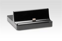 (1006437) Док-станция NT для iPad 4, iPad mini, iPhone 5 с разъемом Lightning для подключения к USB порту.входит. Цвет черный. - фото 9654