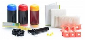 (1008351) Заправочный набор Cactus CS-RK-F6V24AE многоцветный 90мл для HP DeskJet Ink Advantage 1115/2135/3635