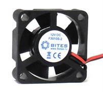 (1008412) Вентилятор 5bites F3010S-2 30x30x10 / SLEEVE / 8000RPM / 22.9DBA / 2P