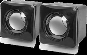 (179781) Колонки Defender SPK 35, 2.0, 5 Вт, USB