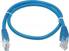 (67062) Патчкорд UTP кат.5е 0,5м (цвет в ассортименте)