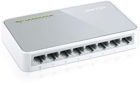 (1006902) Коммутатор TP-Link TL-SF1008D неуправляемый 8x10/100BASE-TX
