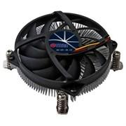(1008694) Устройство охлаждения(кулер) Titan DC-155A915Z/R Soc-1150/1155/1156/ 3-pin 33.4dB Al Ret