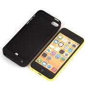 (1002446) Универсальная батарея-чехол KS-is (KS-232White) 2200мАч для iPhone 5/5S/5C, белая