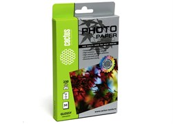 (1001178) Фотобумага Cactus CS-GA623050 глянцевая, 10x15, 230 г/ м2, 50 листов