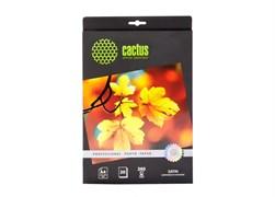 (1002068) Фотобумага Cactus CS-SMA426020 Professional шелковисто-матовая (сатин) A4 260 г/м2 20 листов