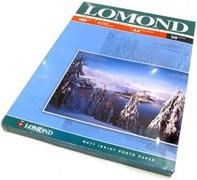 (1001172) Фотобумага Lomond 0102014 A4, 180г, м2, 50л., белый матовое для струйной печати