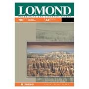 (3330789) Фотобумага Lomond 0102006 A4/170г/м2/100л./белый матовое/матовое для струйной печати