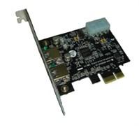 (1005131) Контроллер * PCI-E USB 3.0 2-port NEC D720200F1