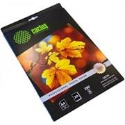 (1005174) Фотобумага Cactus CS-HGA628020 Prof 10x15/280г/м2/20л./белый высокоглянцевое для струйной печати
