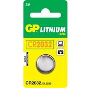(33946) Батарейка GP lithium 3v CR2032 (1шт.)