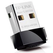 (101803) Беспроводной адаптер TP-LINK TL-WN725N USB2.0, 802.11b/ g/ n, до 150 Мбит/ с, ультракомпактный